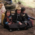 Layap Children , Bhutan Tours