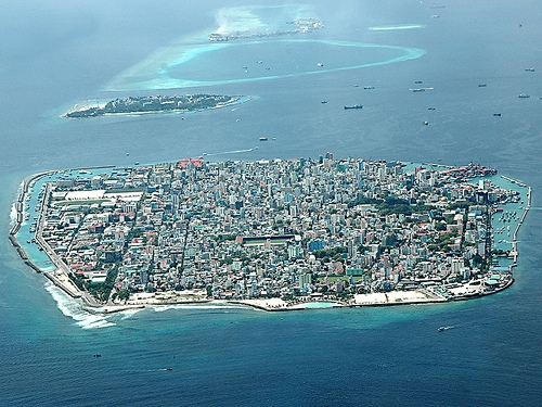 Maldives' capital, Male